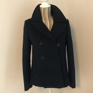 French Connection Pea Coat-NWT
